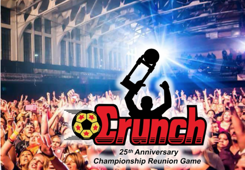 Cleveland Crunch 1994 Championship Reunion to Benefit HandsOnSports