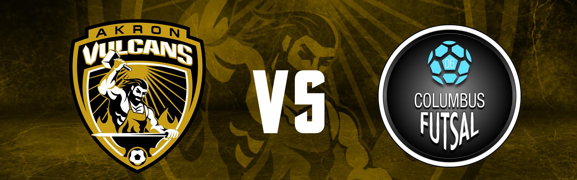 Vulcans v. Columbus Futsal